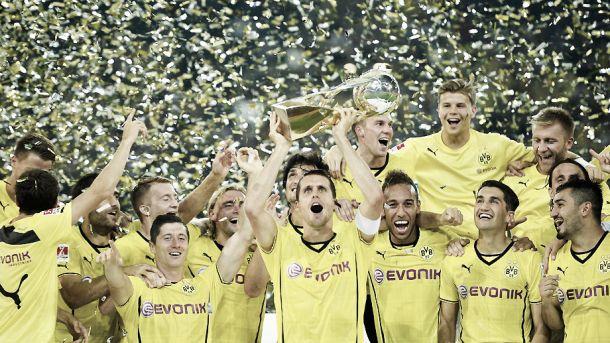 DFB divulga data da Supercopa da Alemanha, que ocorre em agosto