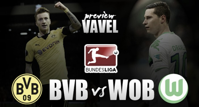 Borussia Dortmund - VfL Wolfsburg Preview: Can the visitors kickstart their chase for a European spot?