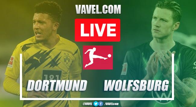 As it happened: Borussia Dortmund 2-0 VfL Wolfsburg