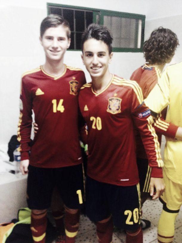 Zalaya disputará dos amistosos con la Sub-17