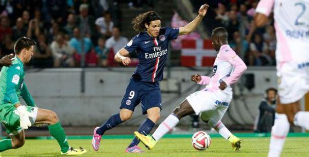 Ligue 1: il PSG non va oltre lo 0-0 contro l'Evian TG