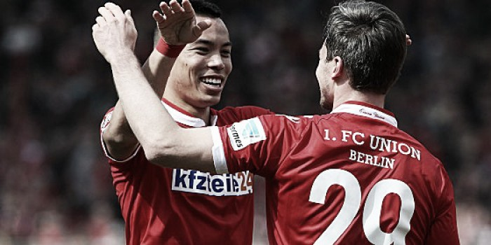 1. FC Union Berlin 1-0 1. FC Heidenheim: Bobby Wood puts an end to Heidenheim's unbeaten run
