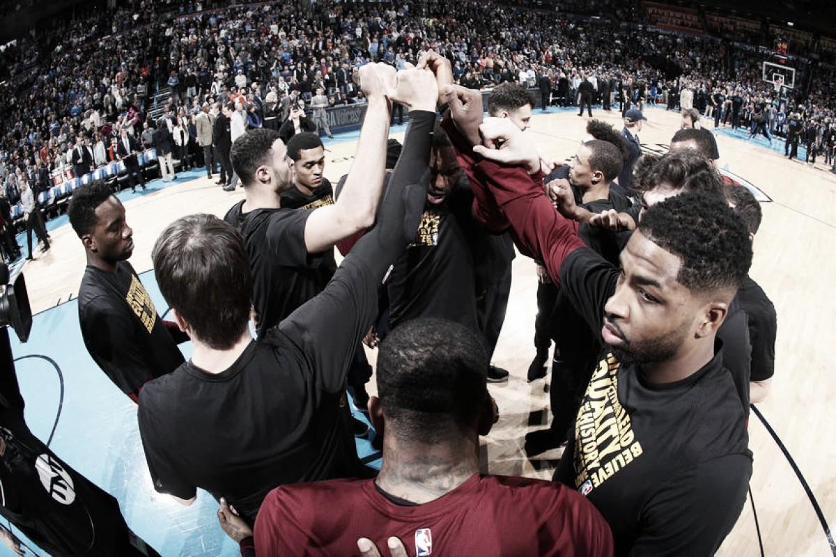 Só LeBron James? Confira cinco motivos para acreditar no Cleveland Cavaliers nos playoffs