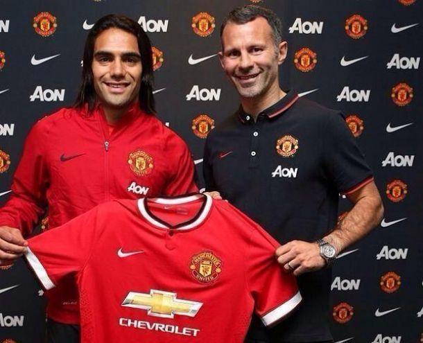 Falcao es nuevo jugador del Manchester United