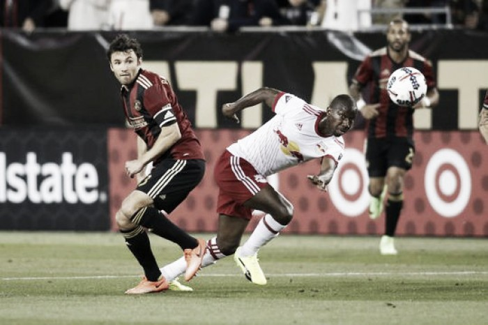 New York Red Bulls spoil Atlanta United's MLS debut with a 2-1 comeback victory