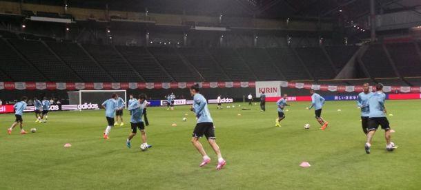 Selección uruguaya: equipo confirmado para el amistoso ante Japón