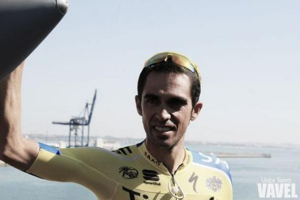 """Alberto Contador: """"Voy a preparar a tope el Tour"""""""