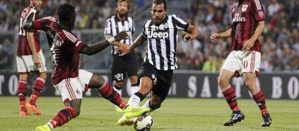 Diretta Milan - Juventus in Serie A