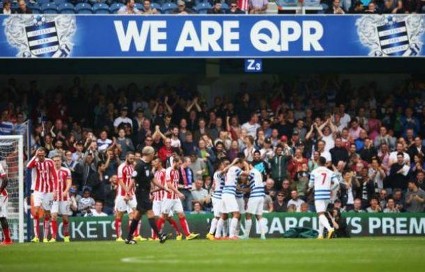 Orgoglio QPR, Stoke sprecone: è 2-2 a Loftus Road