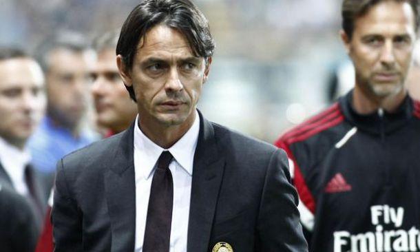 """Milan, Inzaghi:""""Abbiamo poco da perdere, ce la metterò tutta per fare una partita da Milan"""""""