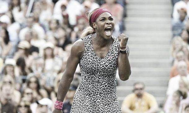 Serena sigue siendo la reina de Nueva York