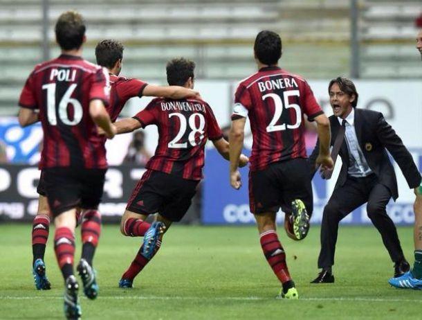 """Milan, Inzaghi soddisfatto: """"Siamo molto felici, abbiamo meritato di vincere"""""""