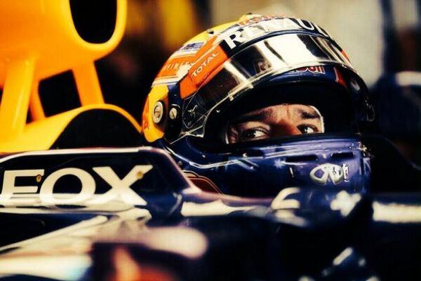 Webber surprend Vettel