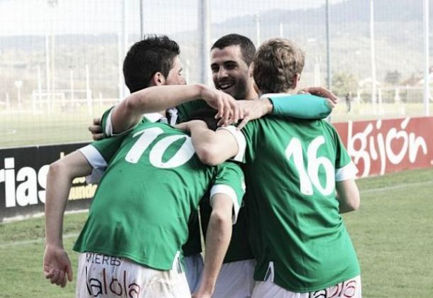 Caudal Deportivo - Real Sporting de Gijón B: a todo o nada
