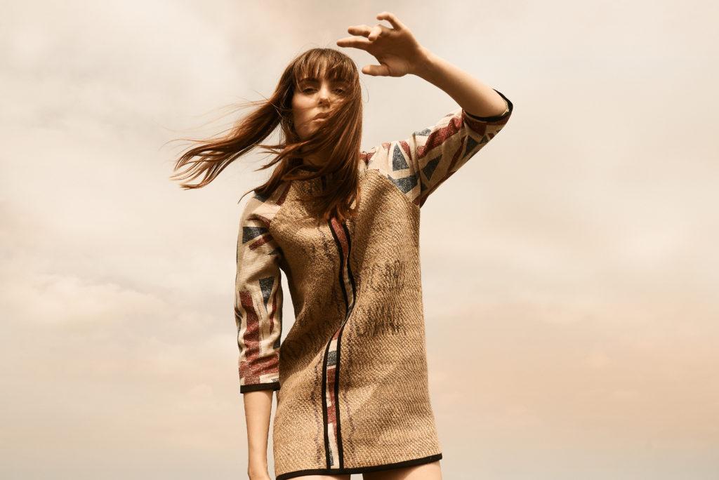 Sylvia Calvo Barcelona: moda hecha a partir de sacos de café
