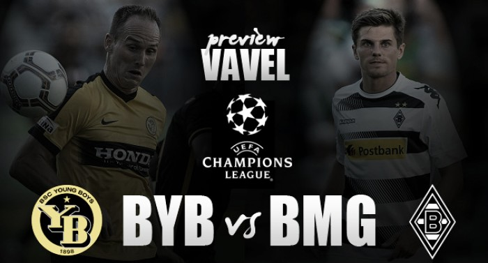 BSC Young Boys vs Borussia Mönchengladbach Preview: Can Die Fohlen take a lead into the second leg of Champions League qualification?