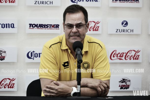 """Mauricio González: """"Lobos BUAP fue mejor que nosotros"""""""