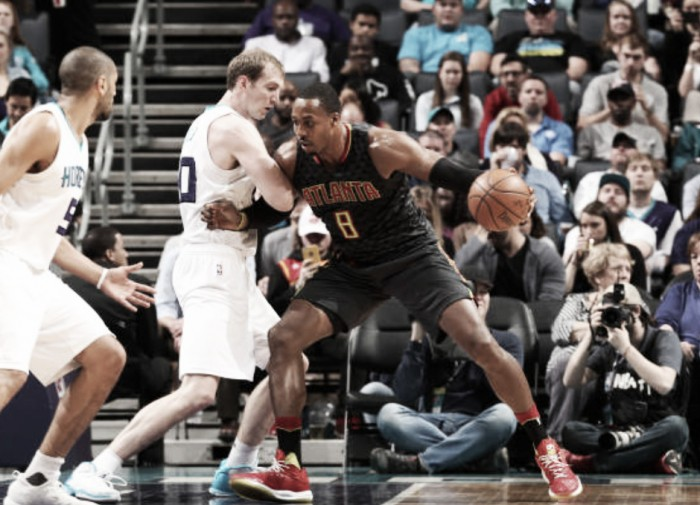 Atlanta Hawks trade Dwight Howard to Charlotte Hornets for Miles Plumlee, Marco Belinelli