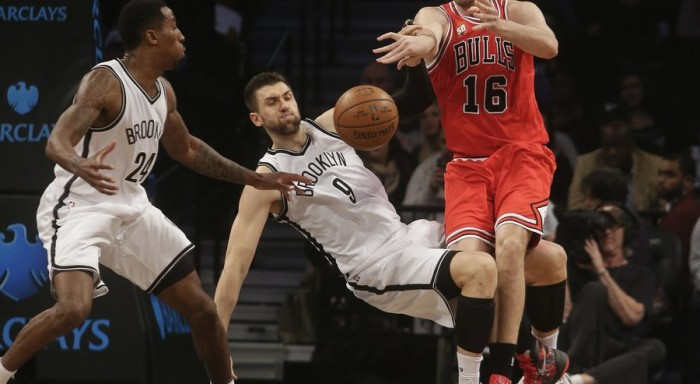 Andrea Bargnani Waived By Brooklyn Nets