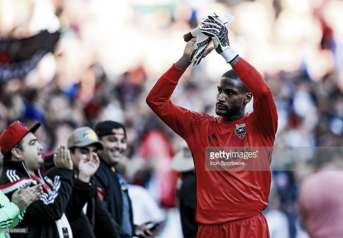 Bill Hamid announces he will be leaving D.C. United