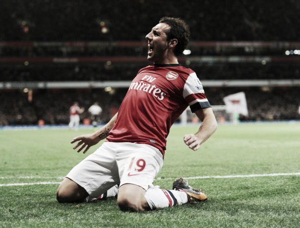 Arsenal enclenche la seconde