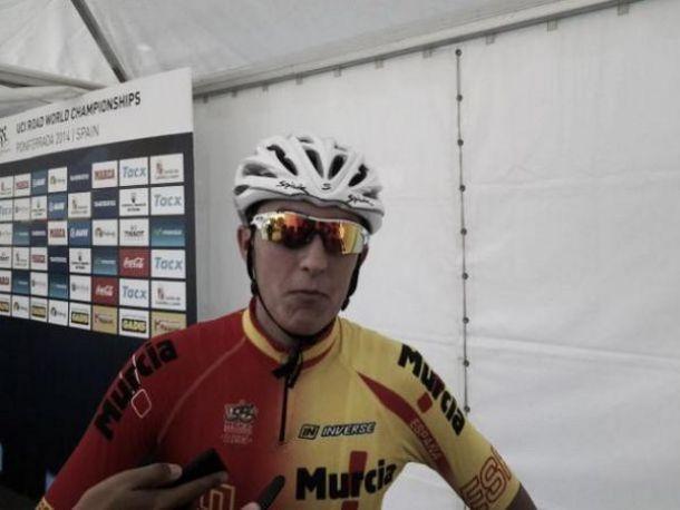"""Marc Soler: """"En Movistar Team todos parecen gente cercana y accesible"""""""
