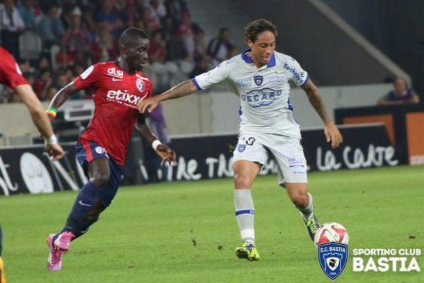 El Lille arrolla a un Bastia sin brillantez