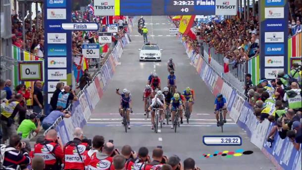 Ciclismo, Mondiale Ponferrada 2014: Bronzini quarta, oro alla Ferrand-Prevot