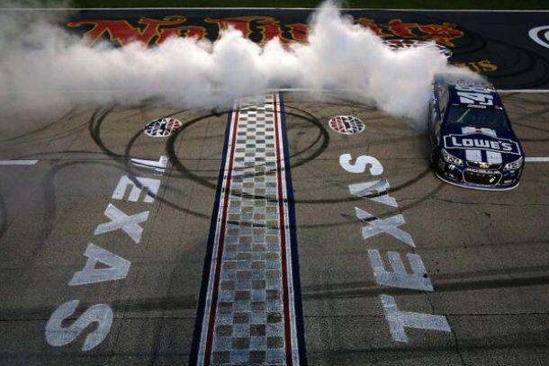 NASCAR - Texas : Johnson assure, Gordon s'écroule