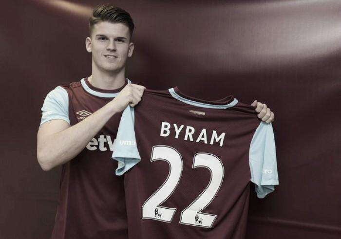 El West Ham gana la carrera por Sam Byram