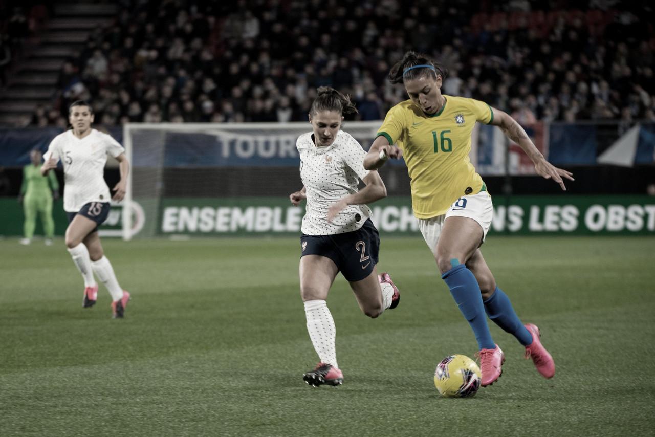 Diante da França, Seleção Brasileira Feminina sofre primeira derrota da Era de Pia Sundhage
