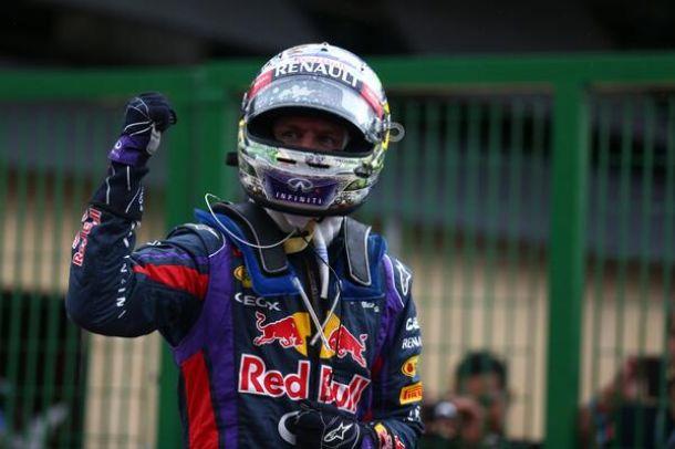 Brésil : Un Vettel record