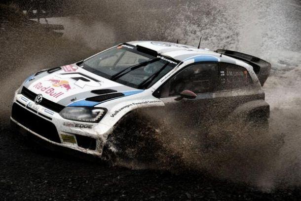WRC - WalesGB Etape 2 : Ogier sur sa lancée