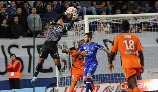 El Bastia de Claude Makélélé entra en descenso