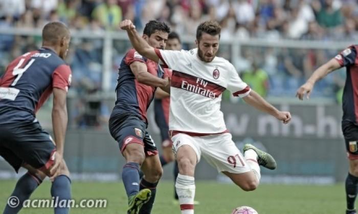 AC Milan - Genoa: los 'rossoneri' esperan prolongar su buena racha