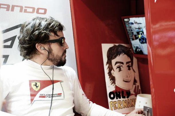 """Fernando Alonso: """"No imaginaba que la Fórmula 1 tuviera tantos seguidores aquí"""""""