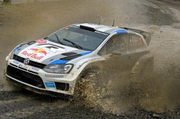 WRC - WalesGB Etape 4 : Le triomphe d'Ogier
