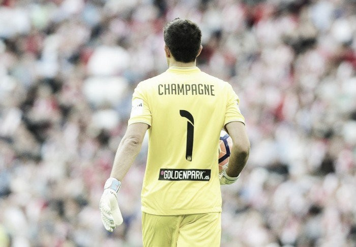 Champagne vuelve cedido al Leganés