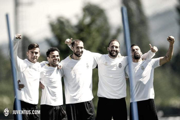 Verso Monaco-Juve - Bianconeri pronti per la battaglia