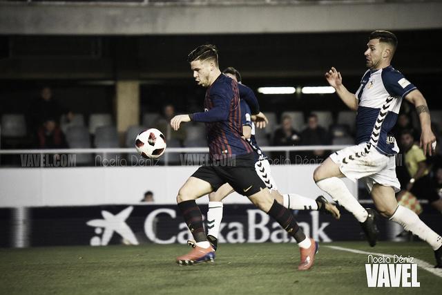 Carles Pérez estará siete semanas de baja por una lesión muscular