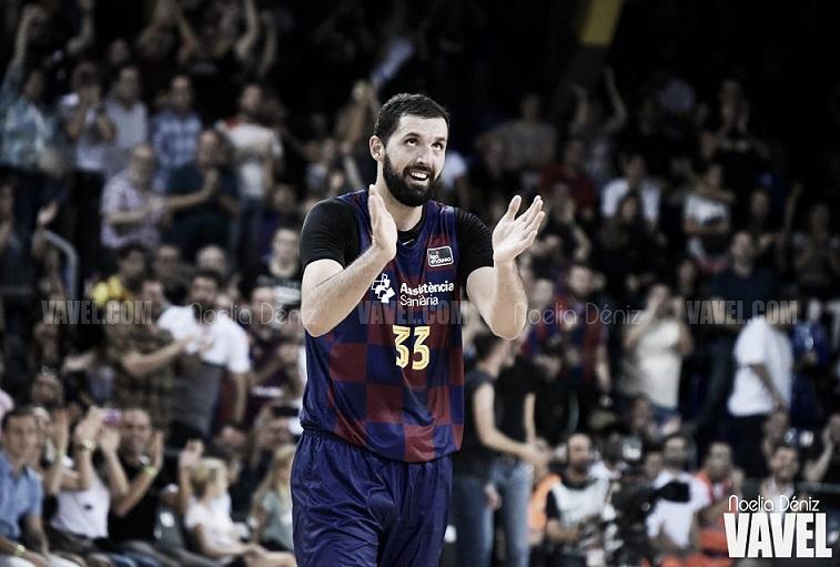 Nikola Mirotic, mejor jugador de la jornada 4 en la Liga Endesa