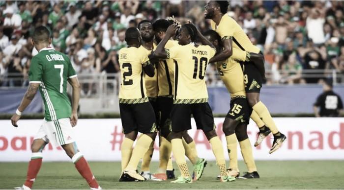 Gold Cup, clamoroso a Pasadena: la Giamaica elimina il Messico e vola in finale