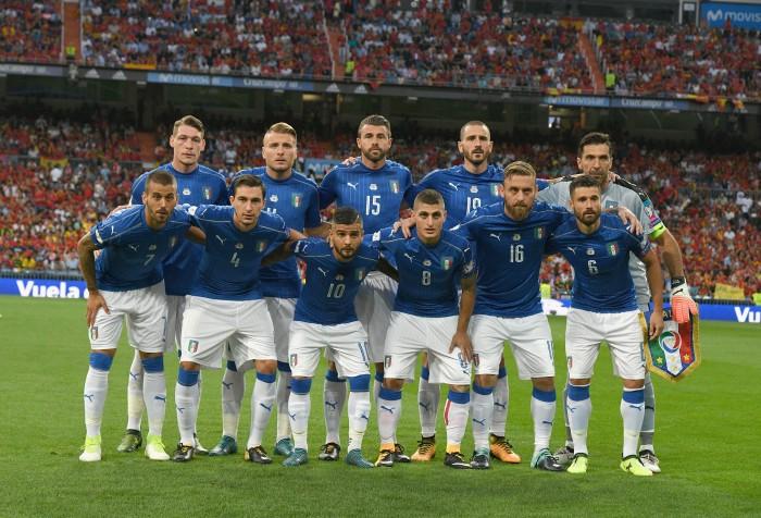 Previa Italia - Macedonia: ganar para la moral