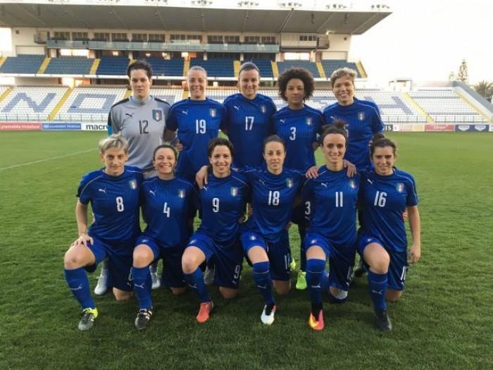 Italy 1-4 Belgium: Azzurri defeated again