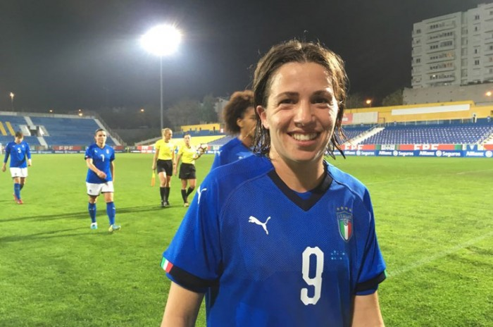 2019 Women's World Cup Qualification (UEFA) – Group 6: Italy overcome Portugal to take top spot