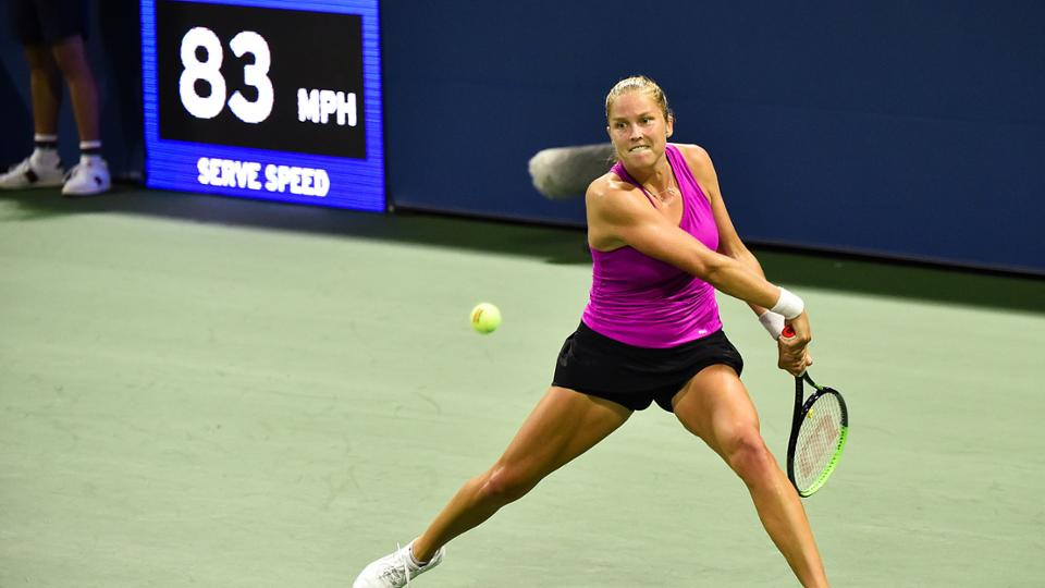 US Open: Shelby Rogers prevails in battle of compatriots and locks in second week spot