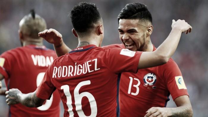 Taça das Confederações: Chile bate Portugal nas grandes penalidades