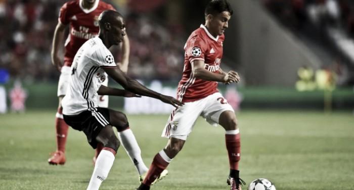 Da 0-3 a 3-3, clamorosa rimonta del Besiktas, il Benfica si rilassa troppo nel secondo tempo