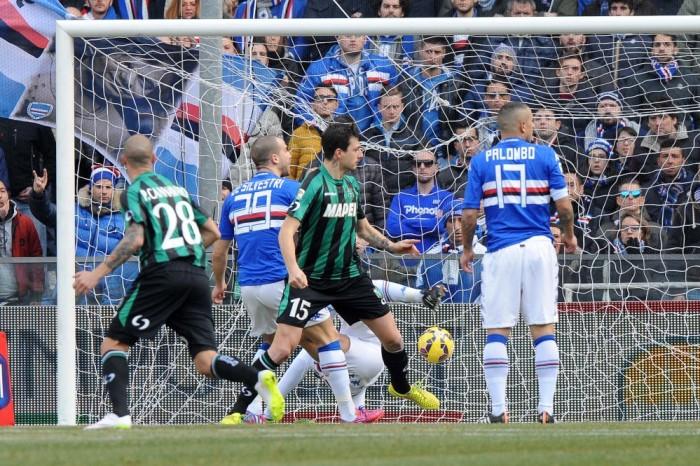 Sassuolo - Sampdoria, le ultime