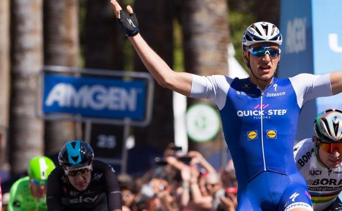Giro di California 2017 - Assolo di Kittel nella prima tappa, si sale nella seconda uscita